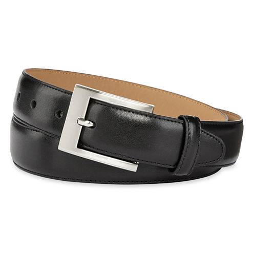 Stafford® Leather Belt–Big & Tall