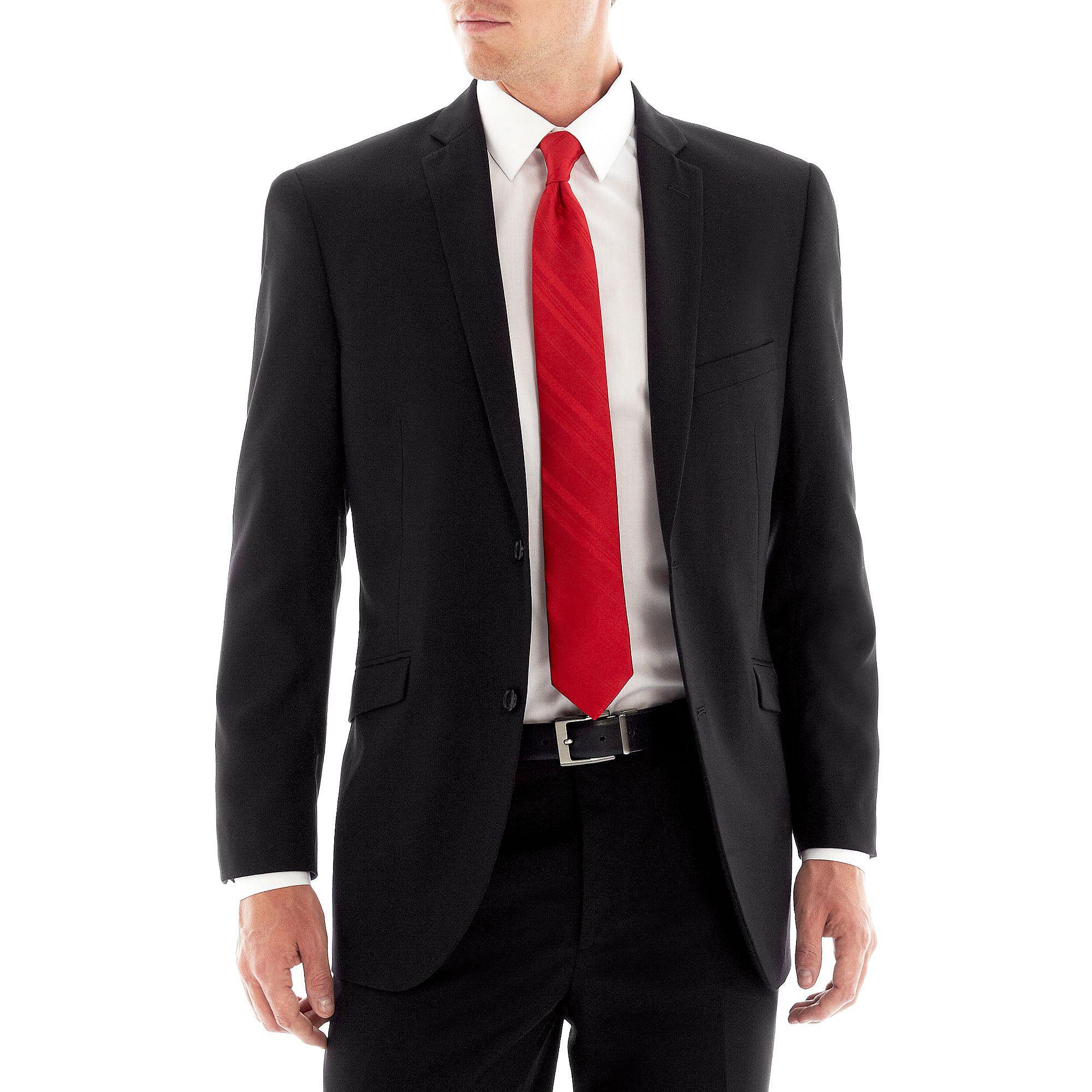 Adolfo Slim-Fit Suit Jacket