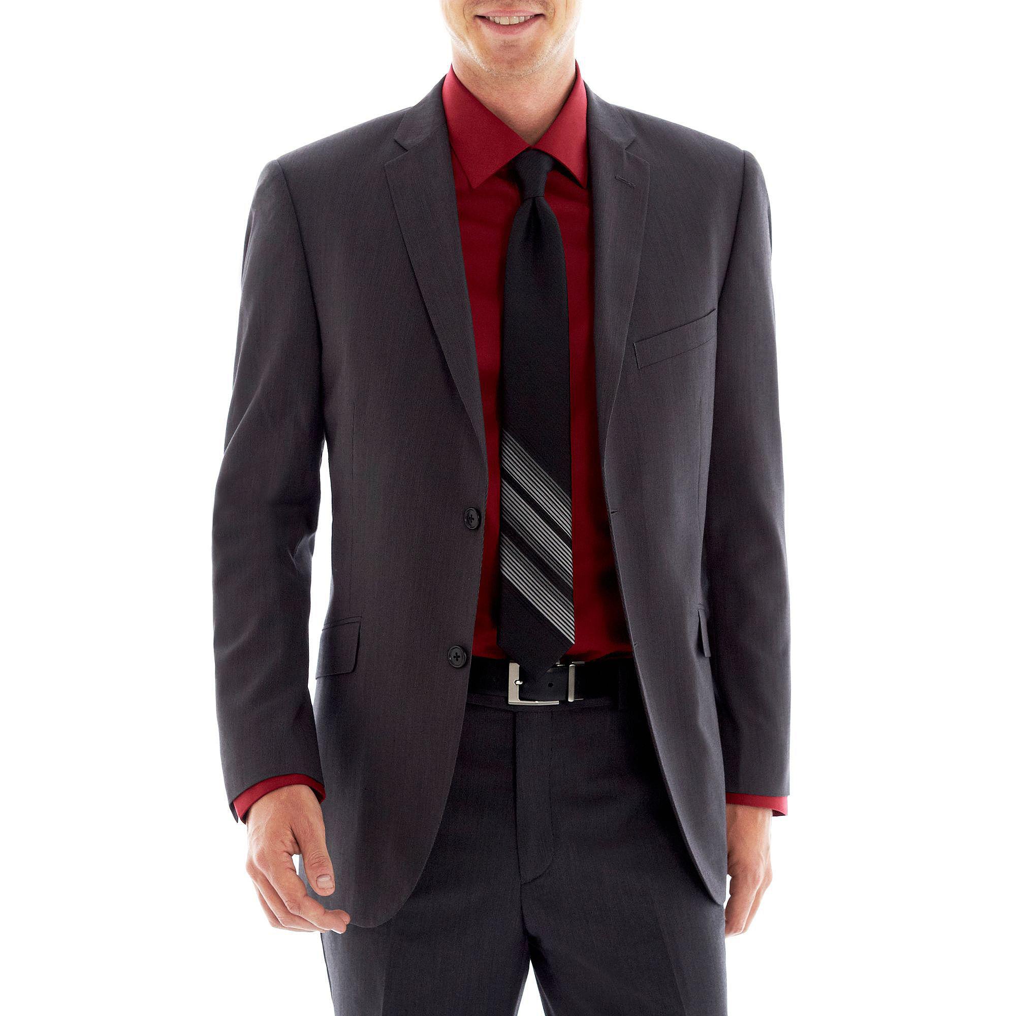 Adolfo Slim-Fit Suit Jacket plus size,  plus size fashion plus size appare