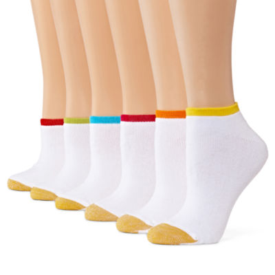 GoldToe® 6-pk. Cushion No Show Socks