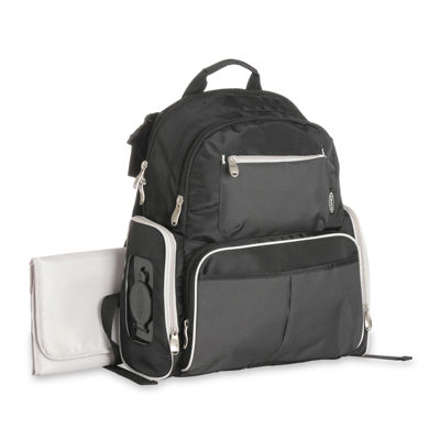 Gotham Backpack Diaper Bag