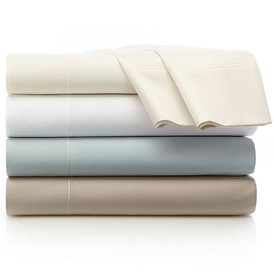 Liz Claiborne® 600tc Egyptian Cotton Sateen Sheet Sets and Pillowcases