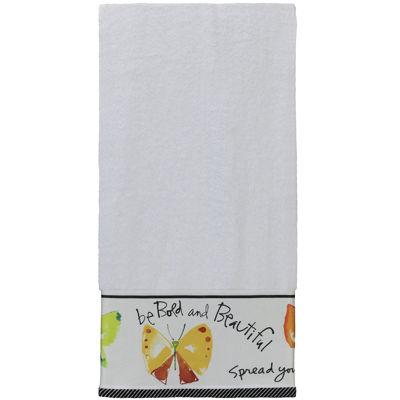 Creative Bath™ Flutterby Bath Towel