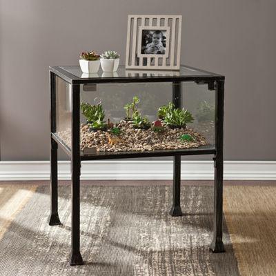 Terrarium End Table