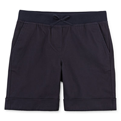 IZOD® Stretch Twill Shorts - Girls 7-16 and Plus