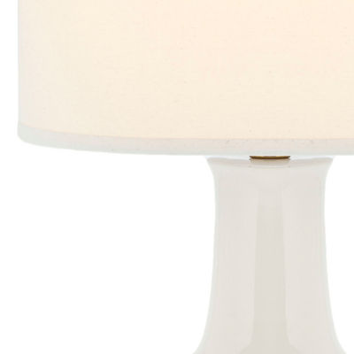 Safavieh Milky Ceramic Paris Lamp