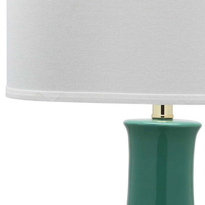 Safavieh Viridian Ceramic Paris Lamp