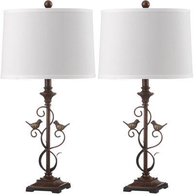 Lark Table Lamp- Set of 2