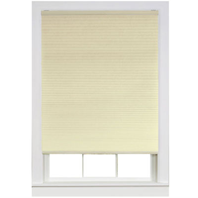 Honeycomb Cellular Pleated Cordless Light-Filtering Shade
