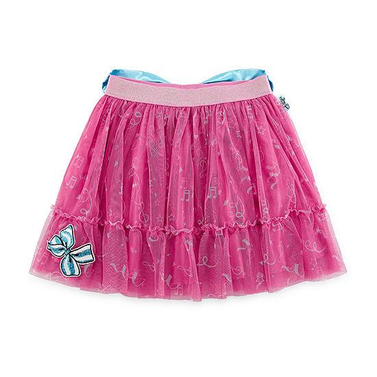 Jojo Siwa Girls Elastic Waist Short Tutu Skirts Preschool / Big Kid