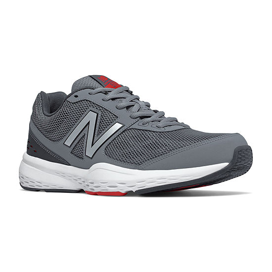 1b93c4b67e721 New Balance 517 Mens Training Shoes Lace-up, Color: Grey - JCPenney