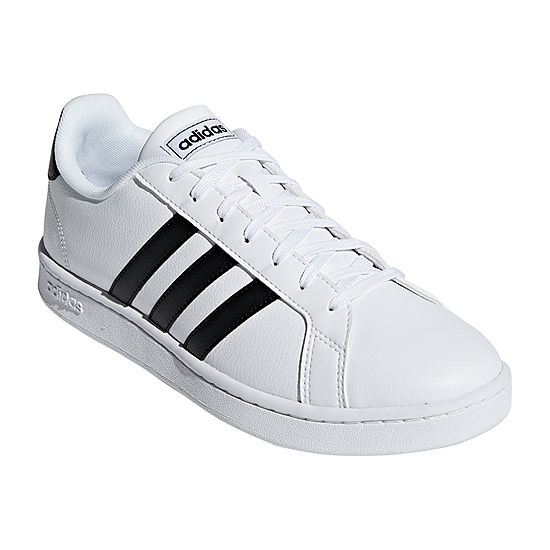 5df19365f adidas Grand Court Mens Lace-up Sneakers - JCPenney