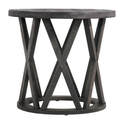 Signature Design by Ashley® Sharzane Round End Table