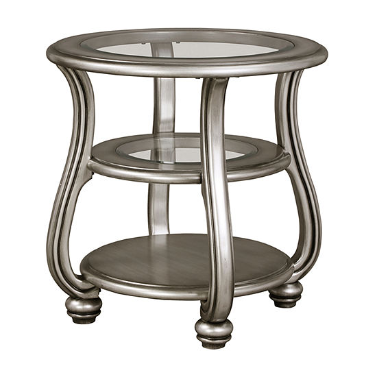 Signature Design by Ashley® Coralayne Round End Table