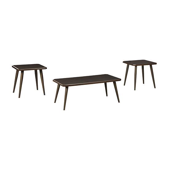 Signature Design by Ashley® 3-Piece Fazani Coffee Table Set