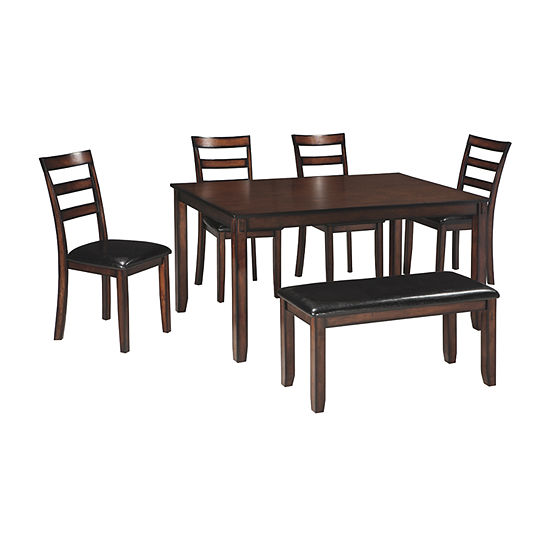 Signature Design by Ashley®  Coviar 6-Piece Dining Set
