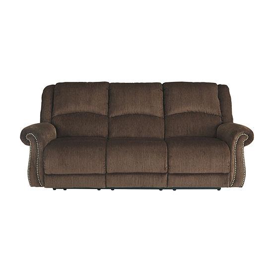 Signature Design By Ashley® Goodlow Power Reclining Sofa
