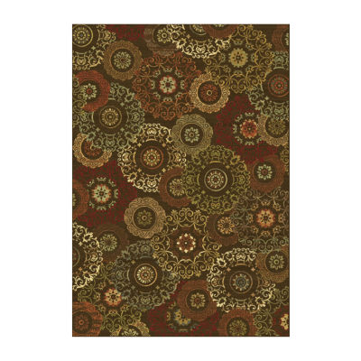 Kas Suzani Rectangular Indoor Rugs