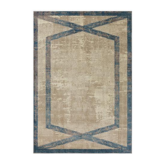 Kas Winston Overlay By Libby Langdon Rectangular Indoor Rugs