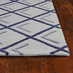 Soho Square By Libby Langdon Hand Tufted Rectangular Rugs