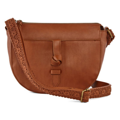 Arizona Myrla Top Zip Crossbody Bag