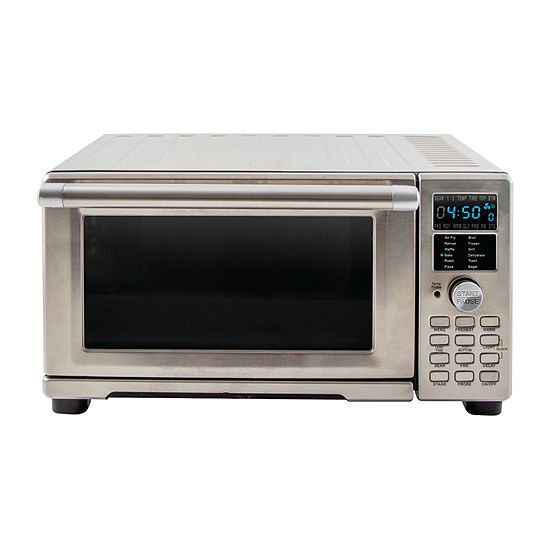 Nuwave 20801 1.0-Cubic Foot Bravo Air Fryer Toaster Oven