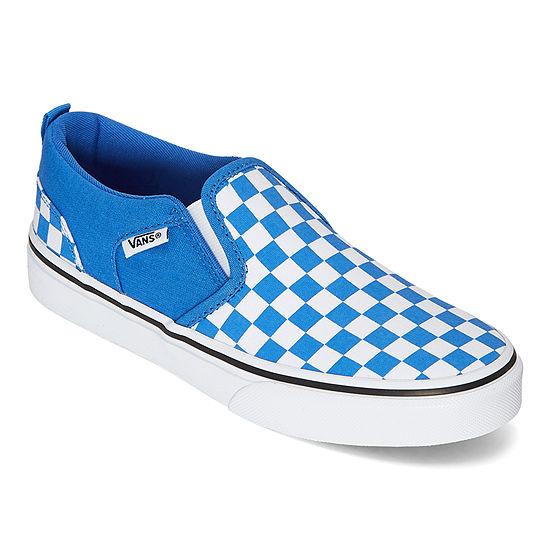 Vans Little Kid/Big Kid Unisex Yt Asher Slip-On Shoe