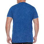 The Foundry Big & Tall Supply Co. Mens Crew Neck Short Sleeve T-Shirt
