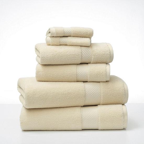 Fieldcrest Casual Solid 6pc Bath Sheet Sets