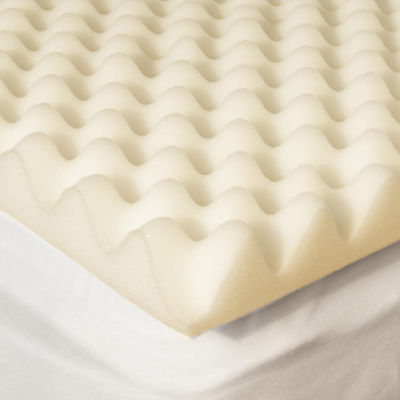 Science of Sleep® Multi-Support Memory Foam Mattress Topper