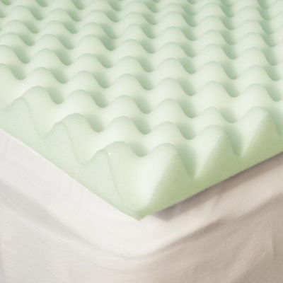 Science of Sleep® Polar Foam™ Multi-Purpose Mattress Overlay Cushion