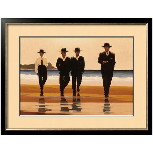 Billy Boys Framed Print Wall Art