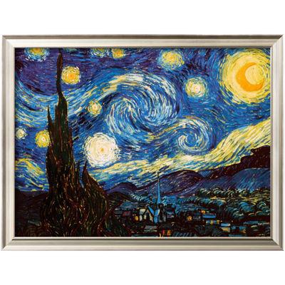 Art.com Starry Night, c.1889 Framed Print Wall Art