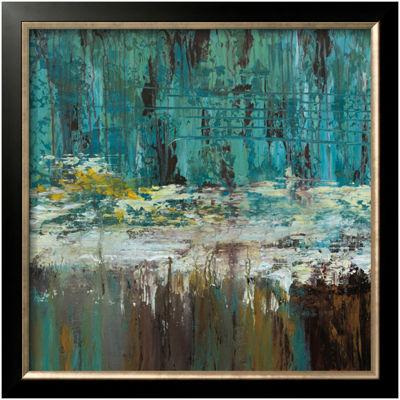 Art.com Deep Waters I Framed Print Wall Art
