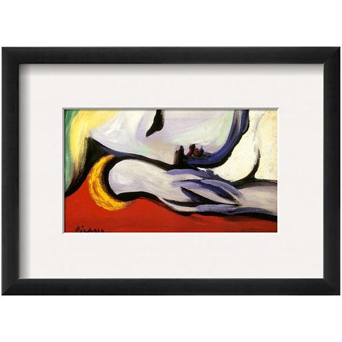 Art.com The Rest Framed Print Wall Art