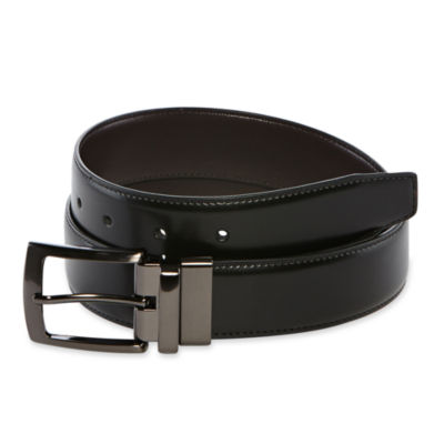 Stafford® Reversible Dress Men's Belt