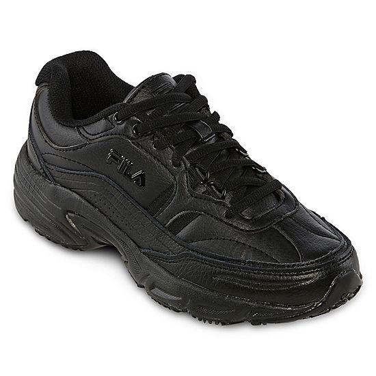 Fila Memory Workshift Womens Slip Resistant Athletic Shoes JCPenney 0948548489