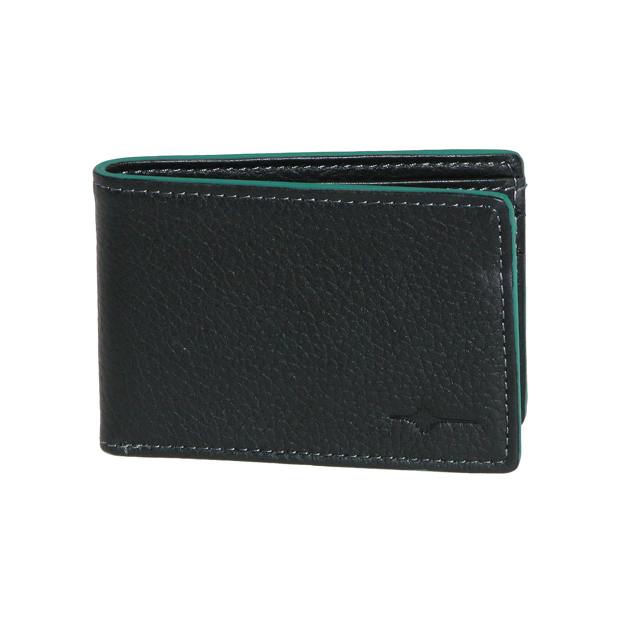 Buxton RFID Front-Pocket Slimfold Wallet