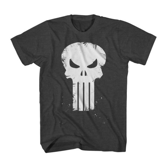 The Punisher Scratch Graphic Tee