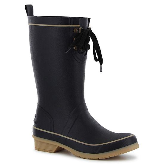 Chooka Fashion Womens Whidby Rain Boots Waterproof