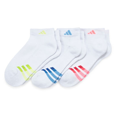 adidas 3 Pair Low Cut Socks - Womens