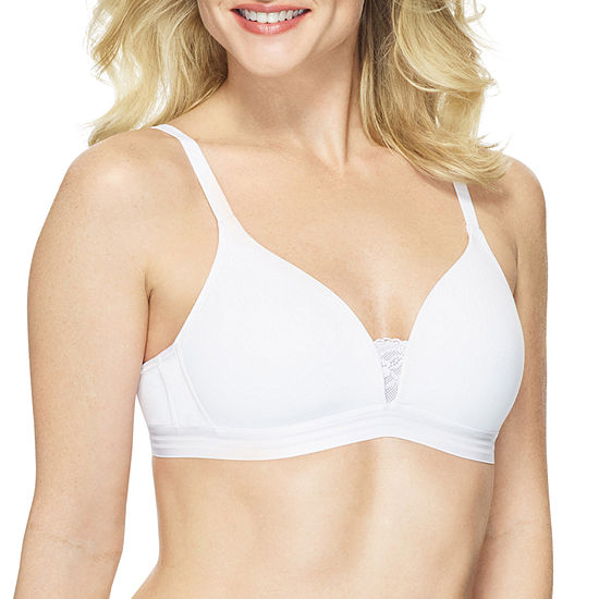 f4090a4fbfb86 Hanes Ultimate Comfortblend Cool Comfort Wireless T Shirt Full Coverage Bra  Dhhb40 JCPenney