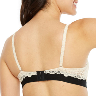 French Affair Convertible Push Up Bra-4410BR