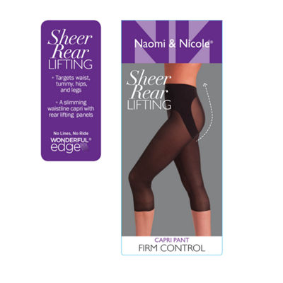 Naomi And Nicole Rear Lifting Wonderful Edge® Pant Liners
