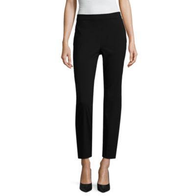 """Liz Claiborne Millenium Pull On Pant - Tall Inseam 29.5"""""""