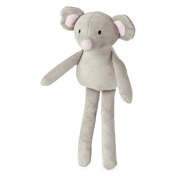 Okie Dokie Mouse Plush Doll - Baby