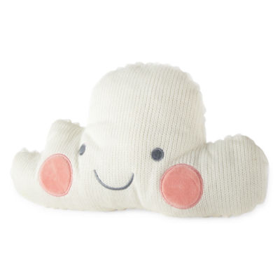 Okie Dokie Cloud Yarn Rattle - Baby