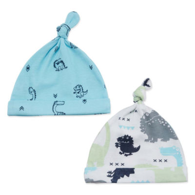 Okie Dokie Dinosaur 2 Pack Hat - Baby Boy
