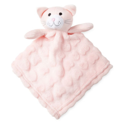 Okie Dokie Lovey Security Blanket-Girls