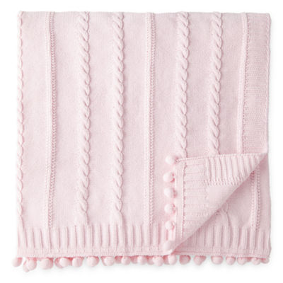 Okie Dokie Pink Mommy Blanket - Baby
